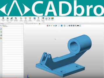 viewer 3d cadbro